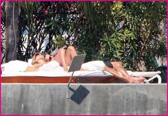 John Mayer & Jennifer Aniston