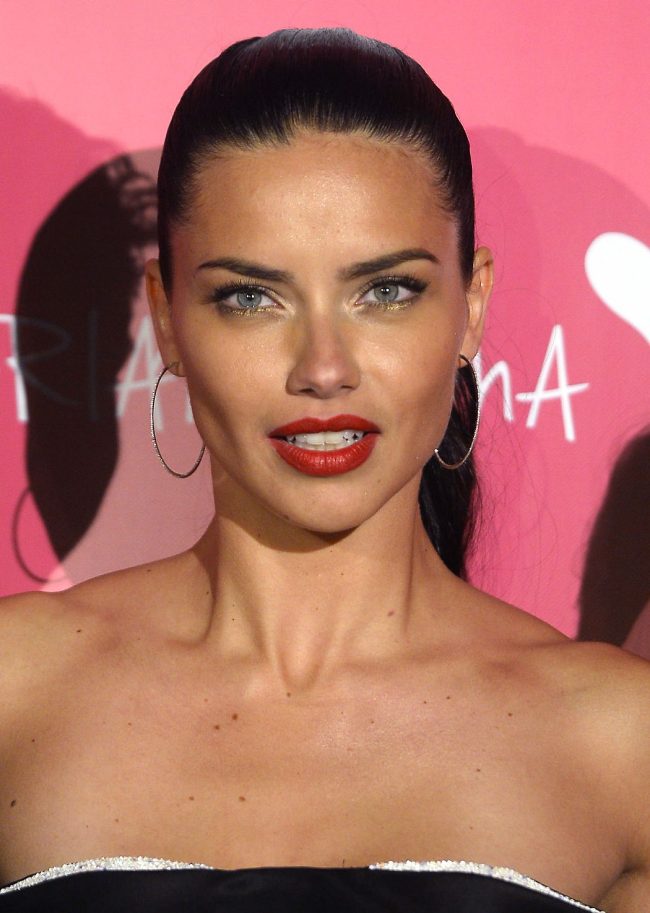 Adriana Lima In Istanbul Promoting Veet Naturals April